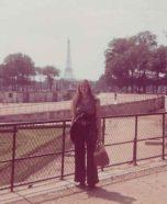 Connie in Paris