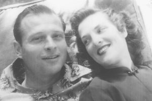 1953 - Dad and Mom