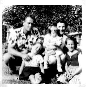 1955, our family